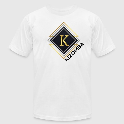 K design - Men's T-Shirt by American Apparel