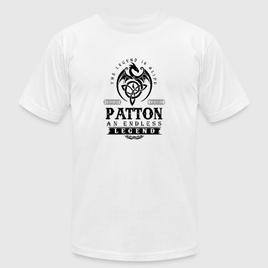 PATTON - Men's Fine Jersey T-Shirt
