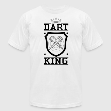Dart King - Men's Fine Jersey T-Shirt