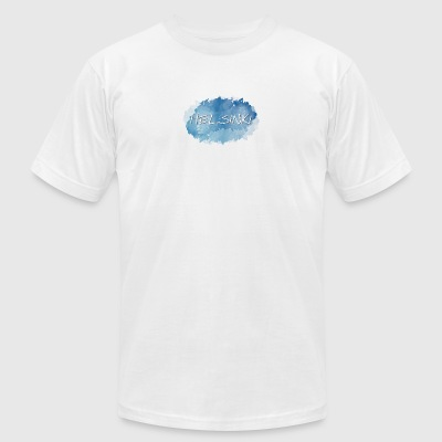 Helsinki - Men's T-Shirt by American Apparel