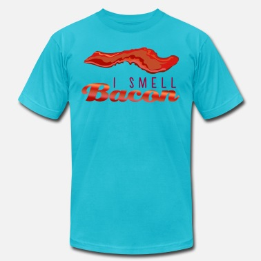 Smell I Smell Bacon - Men's Jersey T-Shirt