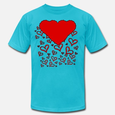 Dearest Heartburn Dearest Gift - Men's  Jersey T-Shirt