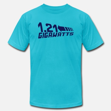 Back To The Future 1.21 Gigawatts - Unisex Jersey T-Shirt