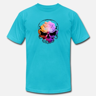 A Colorful Death - Men's  Jersey T-Shirt