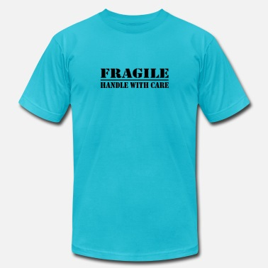 Honest fragile - Men's Jersey T-Shirt
