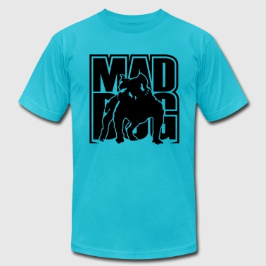 Mad dog - Men's Fine Jersey T-Shirt