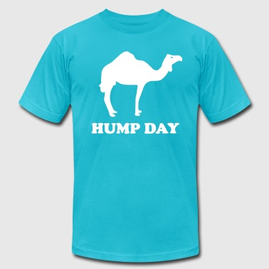 hump day - Men's Fine Jersey T-Shirt