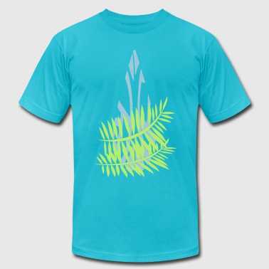 jungle_feavor2 - Men's Fine Jersey T-Shirt