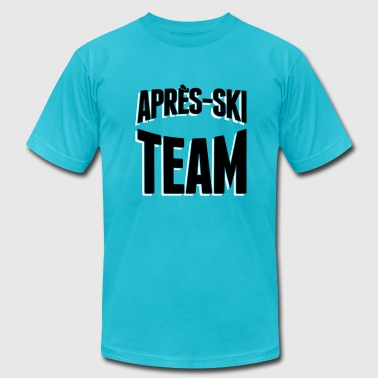 Apres-Ski Team - Men's Fine Jersey T-Shirt
