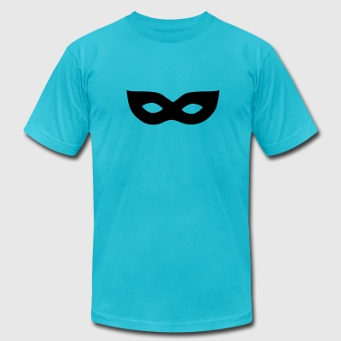 Mask - Men's Fine Jersey T-Shirt