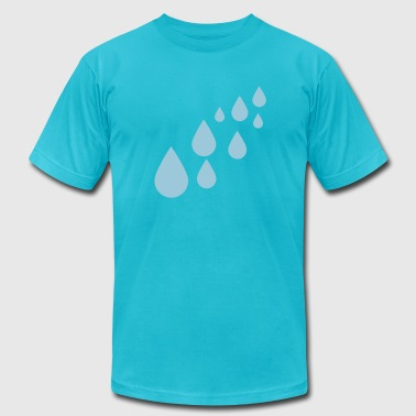 Water - Men's Fine Jersey T-Shirt