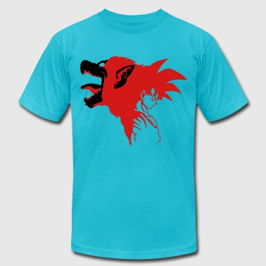 KungFu Boy - Men's Fine Jersey T-Shirt