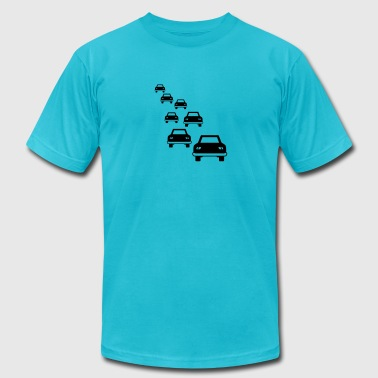 Cars Design - Men's Fine Jersey T-Shirt
