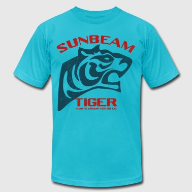 Sunbeam Tiger Cars - Men's Fine Jersey T-Shirt