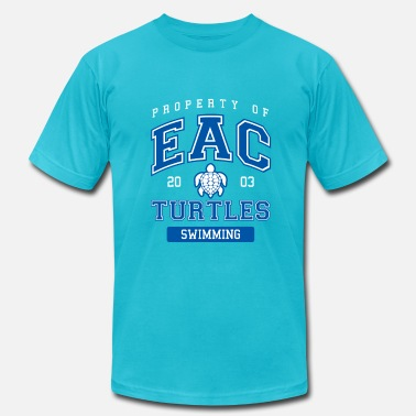 Current EAC Turtles - Men's  Jersey T-Shirt