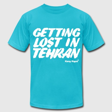 Lost in Tehran - Men's Fine Jersey T-Shirt