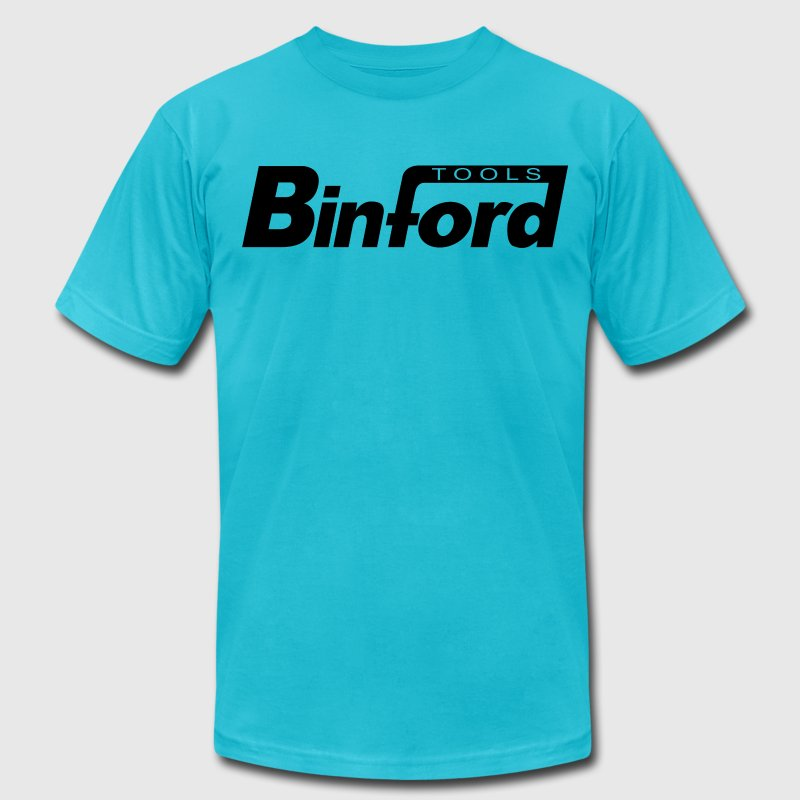Binford Tools (home improvement) (black) - Men's Fine Jersey T-Shirt