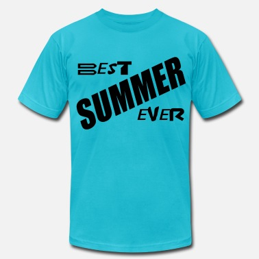 Best Summer Ever best summer ever - Men's  Jersey T-Shirt