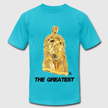 THE GREATEST - Men's Fine Jersey T-Shirt