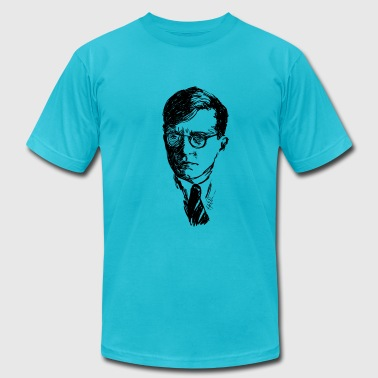 Shostakovich  - Men's Fine Jersey T-Shirt