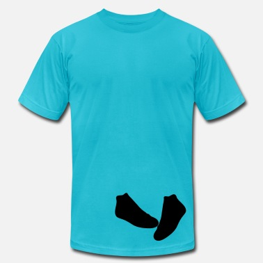 Shoe Sneaker Sneaker shoes - Men's  Jersey T-Shirt