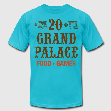 20 Grand Palace (pos.) - Men's Fine Jersey T-Shirt