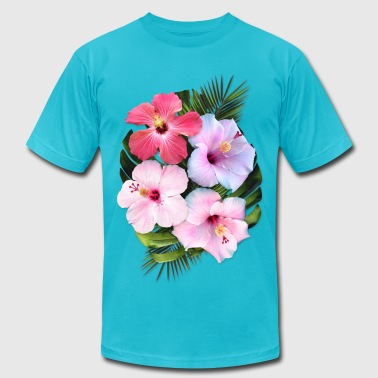 AD Flowers - Men's Fine Jersey T-Shirt