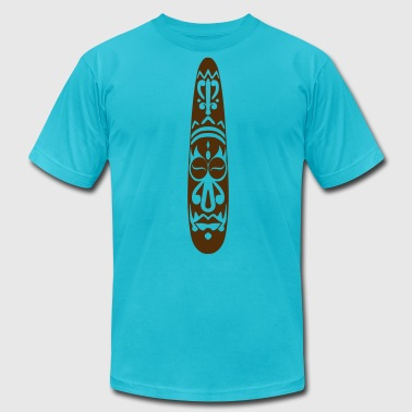 African Tribal Art African art - Men's Fine Jersey T-Shirt
