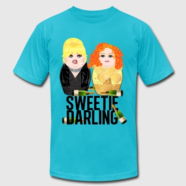 Sweetie Darling / Fabulous Realness 2.0 - Men's Fine Jersey T-Shirt