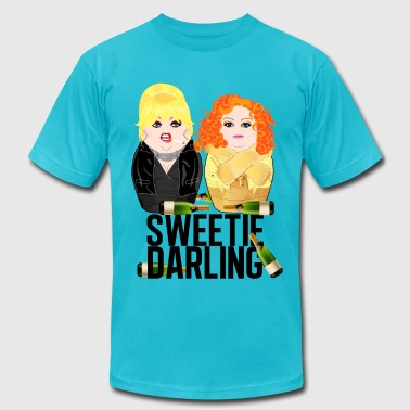 Detestable Sweetie Darling / Fabulous Realness 2.0 - Men's Fine Jersey T-Shirt
