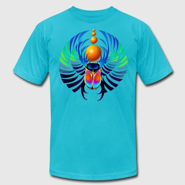 Hot Scarab - Men's Fine Jersey T-Shirt