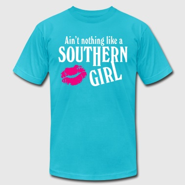 Southern Girl - Men's Fine Jersey T-Shirt