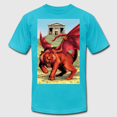 Manticore  - Men's Fine Jersey T-Shirt