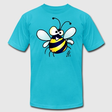 Bee - Men's Fine Jersey T-Shirt