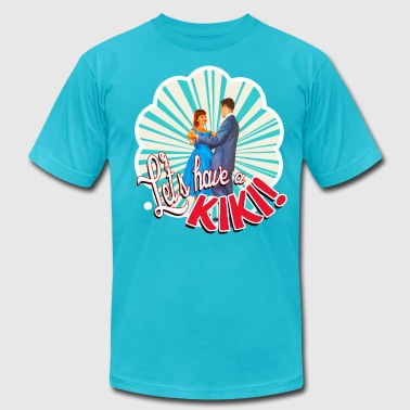 kiki - Men's Fine Jersey T-Shirt
