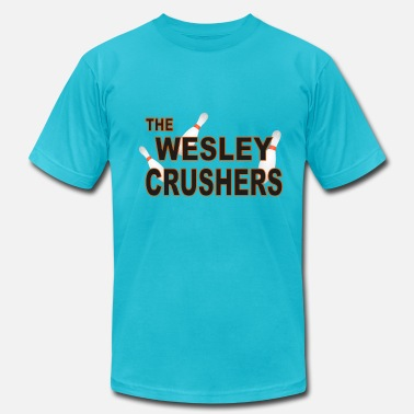 Wesley Crushers The Wesley Crushers - Men's  Jersey T-Shirt