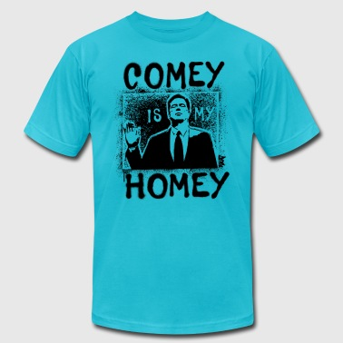 COMEY is my HOMEY - Men's Fine Jersey T-Shirt