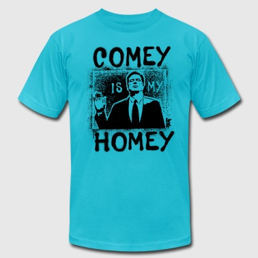 Homey COMEY is my HOMEY - Men's Fine Jersey T-Shirt