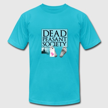DEAD PEASANT SOCIETY - Men's Fine Jersey T-Shirt