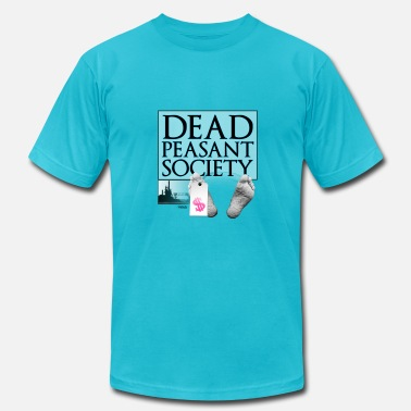 Toe Tag DEAD PEASANT SOCIETY - Men's Jersey T-Shirt