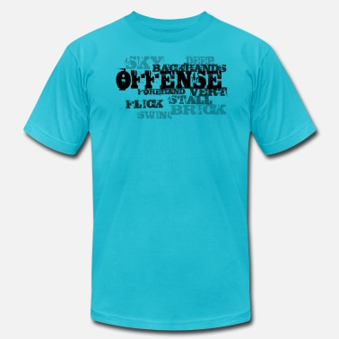 Offensive For Offense - Men's Fine Jersey T-Shirt