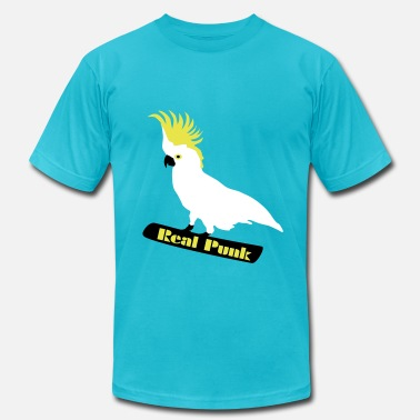 Cockatoo Real Punk, Punk Bird, Cockatoo, Parrot - Men's  Jersey T-Shirt