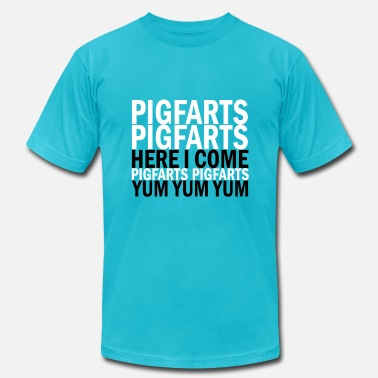 A Very Potter Musical Pigfarts Pigfarts - Men's  Jersey T-Shirt