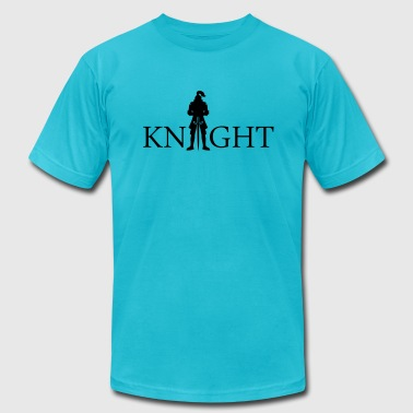 Knight - Men's Fine Jersey T-Shirt