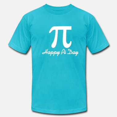 Pi Pi Day - Men's  Jersey T-Shirt
