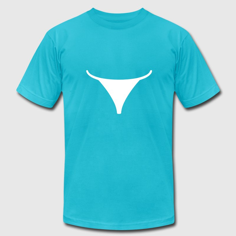 Thong - Men's Fine Jersey T-Shirt