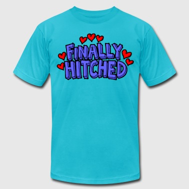 Hitched - Men's Fine Jersey T-Shirt