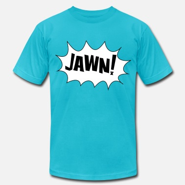 Jawn jawn! - Men's Fine Jersey T-Shirt