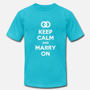 Marriage Equality Marriage Equality  - Men's  Jersey T-Shirt