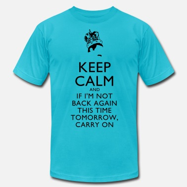 Mercury  Keep Calm - Men's  Jersey T-Shirt
